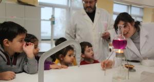 Comemoração do Dia Mundial da Ciência