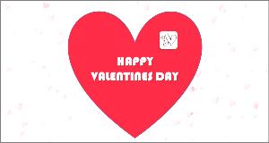 Comemoração do dia de S. Valentim/ St Valentine's Day Celebration